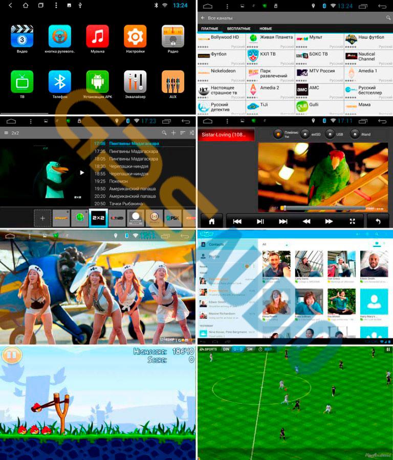 Штатное головное устройство MAZDA CX-5 2017+ на Android 8 1 CARMEDIA
